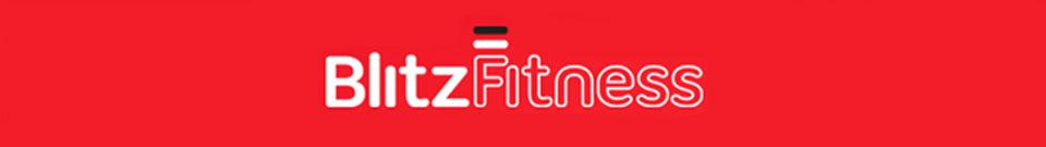 Logo - BlitzFitness