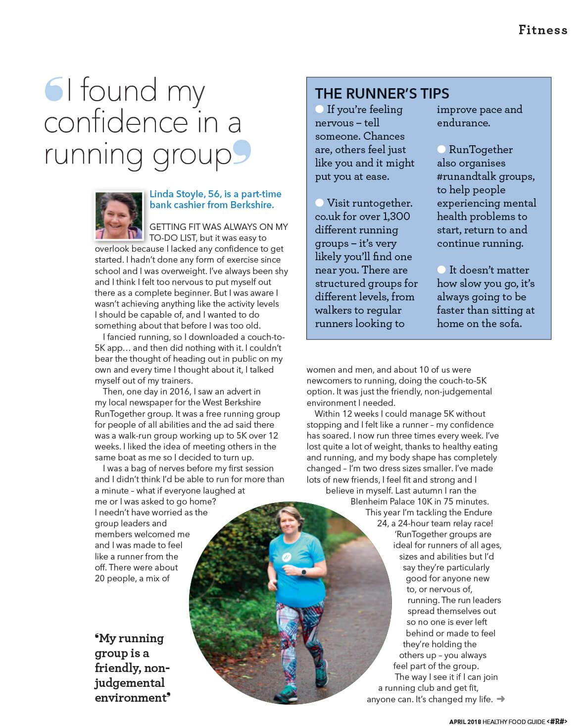 Lara London Post Beat your Fitness Phobia Page 3